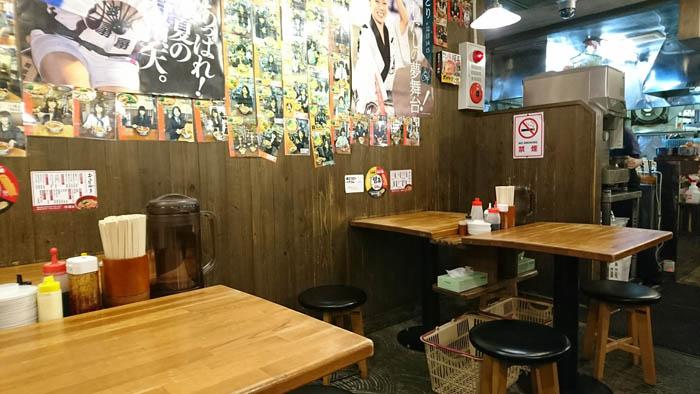 麺王徳島駅前本店