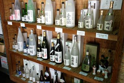 元見屋酒店の日本酒