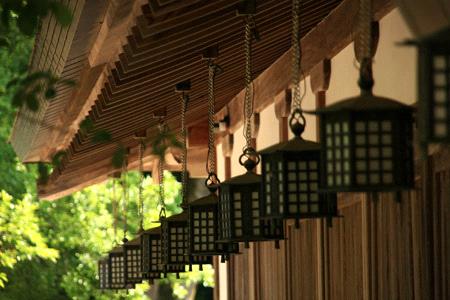 大山祇神社回廊