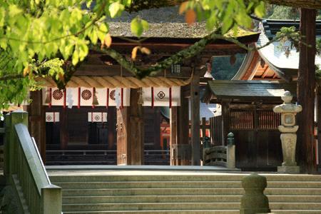 大山祇神社神門