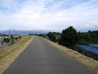 重信川サイクリング