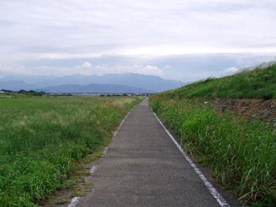 松山川内自転車道