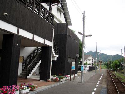 森の国ぽっぽ温泉駅舎