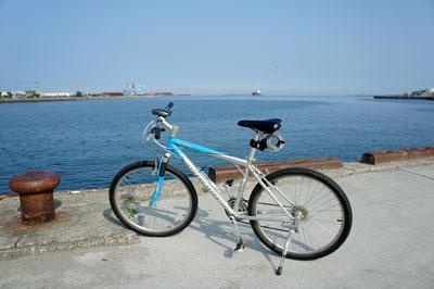 松山サイクリング