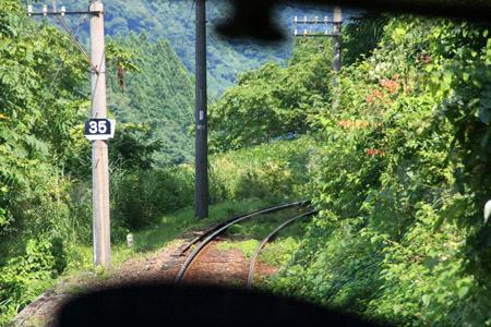 富山地方鉄道立山駅へ