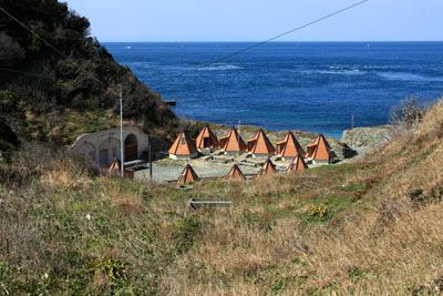 佐田岬キャンプ場