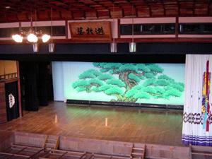 内子座舞台