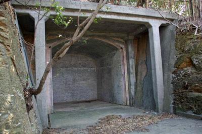 豊予要塞跡