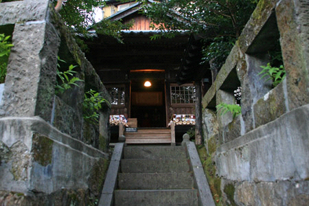 黒川温泉地蔵堂
