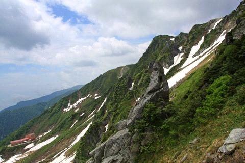 木曽駒ヶ岳登山