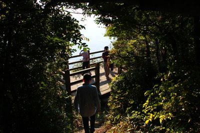 飯野山展望台
