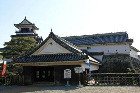高知城二ノ丸