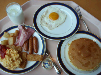 グランドプリンスホテル広島朝食