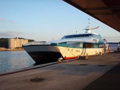 松山広島高速船