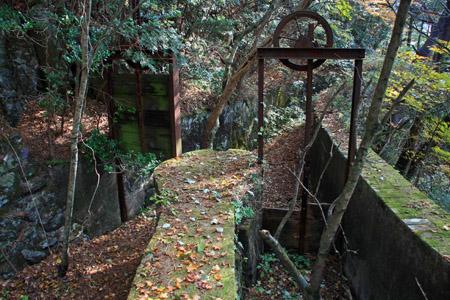 石ヶ山丈貯水池