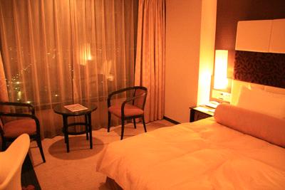 グランドプリンスホテル広島クラブアーパンベイフロアダブル