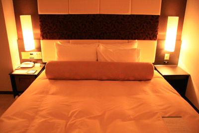 グランドプリンスホテル広島クラブアーパンベイフロア客室