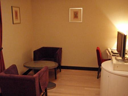 ホテルモントレ ラ・スール大阪の客室