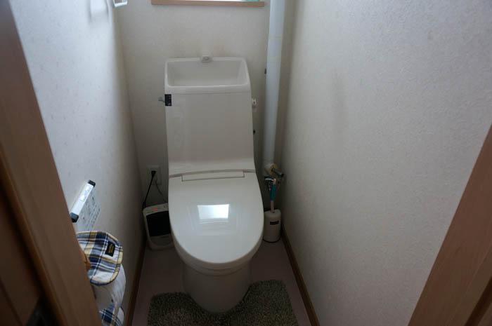 旅の轍トイレ
