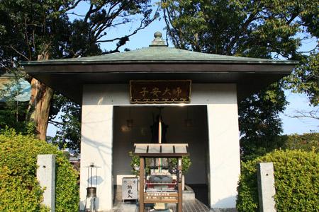 香園寺子安大師堂