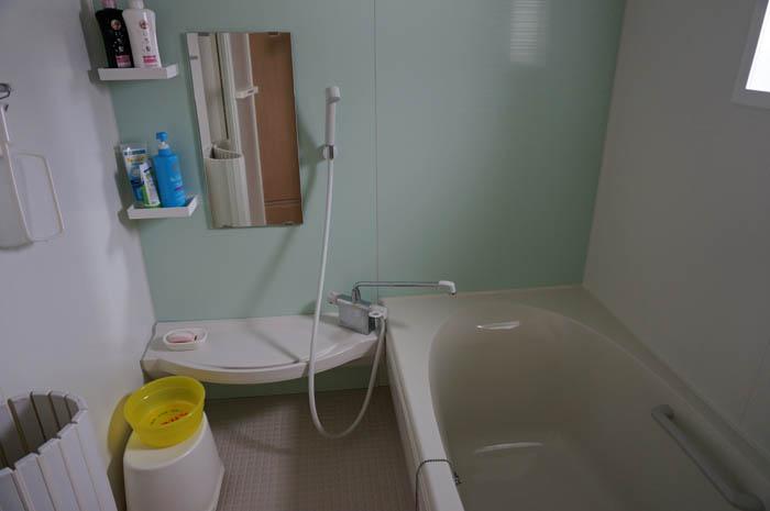 旅の轍浴室