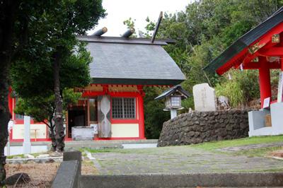 父島大神山神社