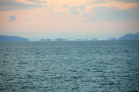 瀬戸内海の浮島現象
