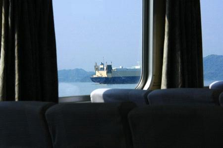 瀬戸内海高速船