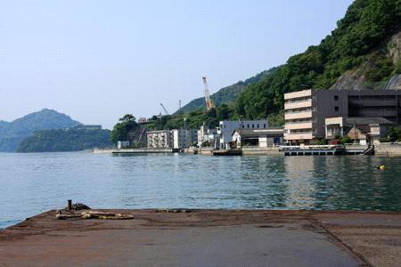 大崎上島木江港