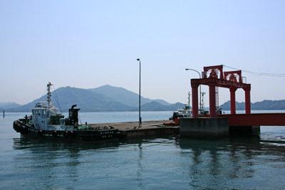 瀬戸内海の島