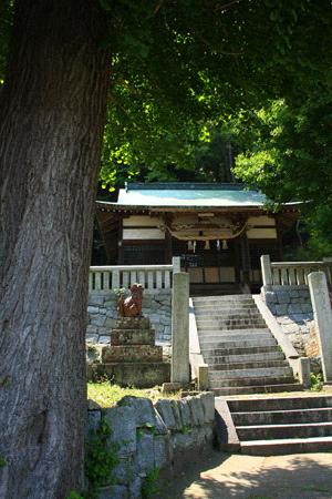 大崎上島の神社