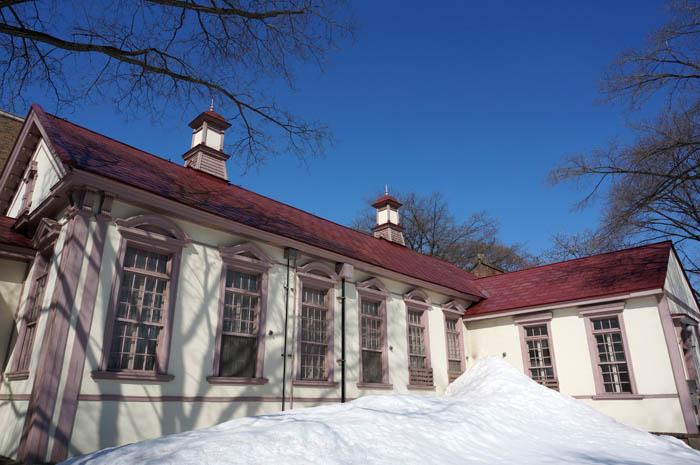 北海道大学旧札幌農学校図書館