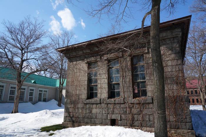 旧北海道帝国大学農学部昆虫標本室