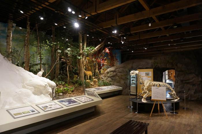 小樽運河館第二展示室