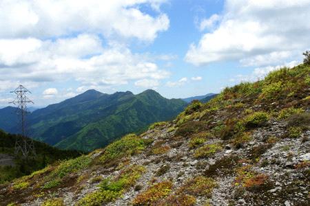 別子銅山銅山峰