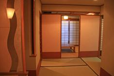 鞠水亭西館特別室広縁別室