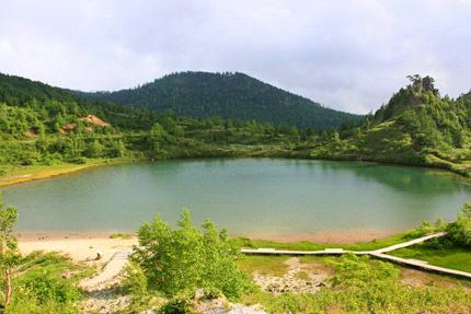 志賀高原弓池