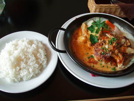 Kitchen ichi-nichiランチセット