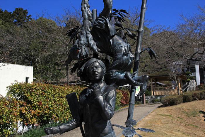 辻川山公園砂かけ婆と女子高生