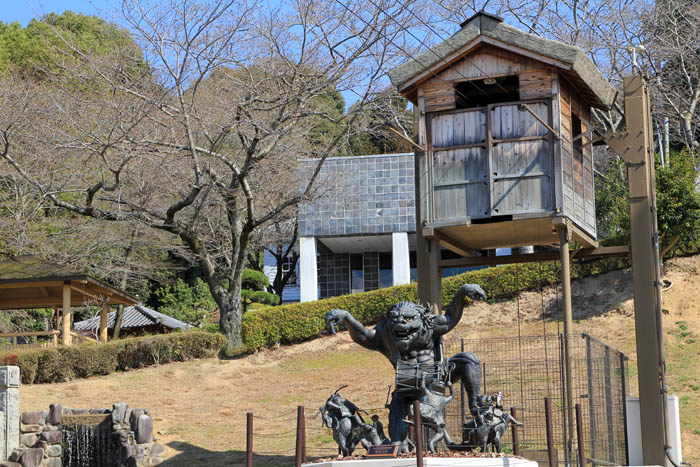 辻川山公園天狗の小屋