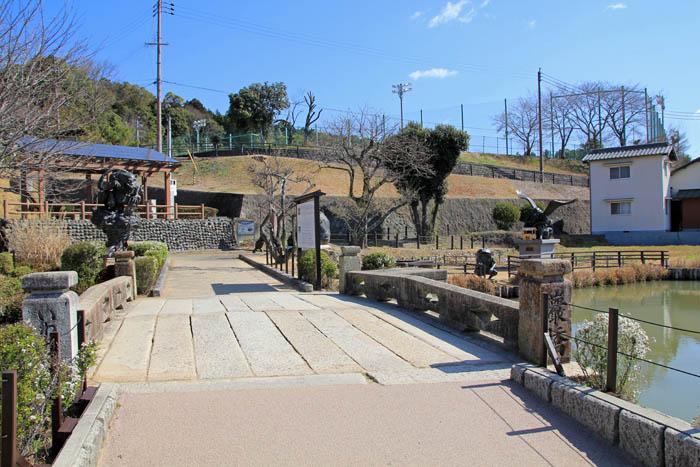 辻川山公園の池