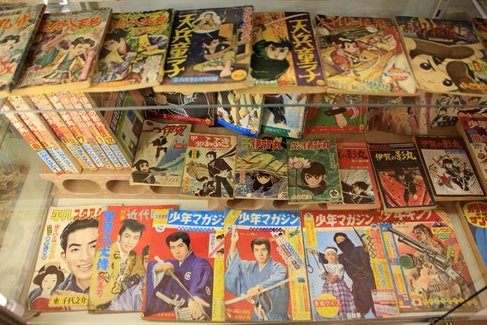 チビッコ忍者村のコレクション
