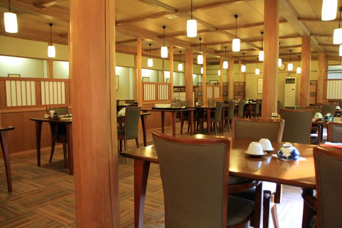 小瀬温泉ホテルレストラン
