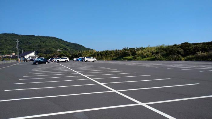 柏島駐車場