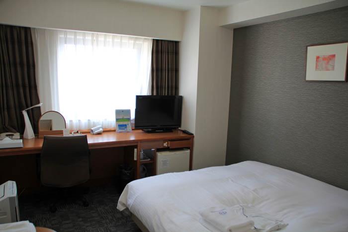 ダイワロイネットホテル富山ダブル
