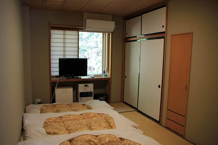 臥龍の郷別館和室