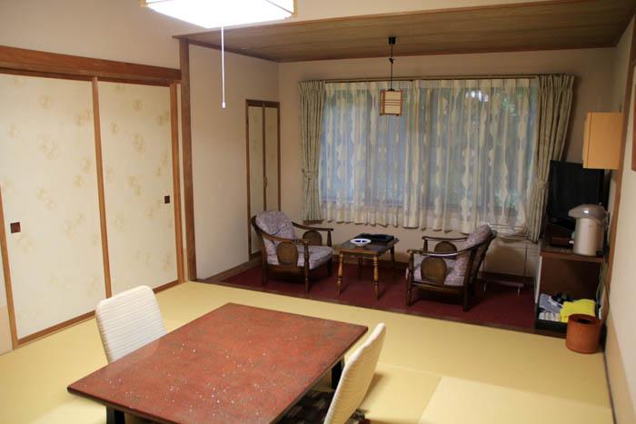 小瀬温泉ホテル和室