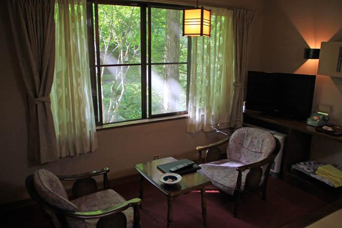 小瀬温泉ホテル和室広縁