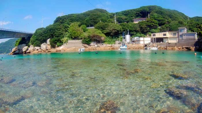 柏島海水浴場