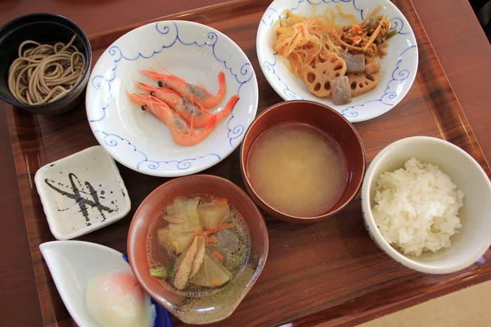 ダイワロイネットホテル富山朝食